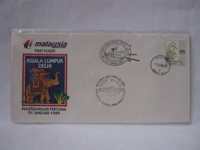 19890101 MAS KL - New Delhi
