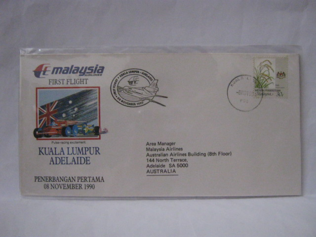 19901108 MAS KL - Adelaide