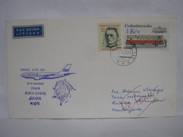 19910408 CSA Prague - KL