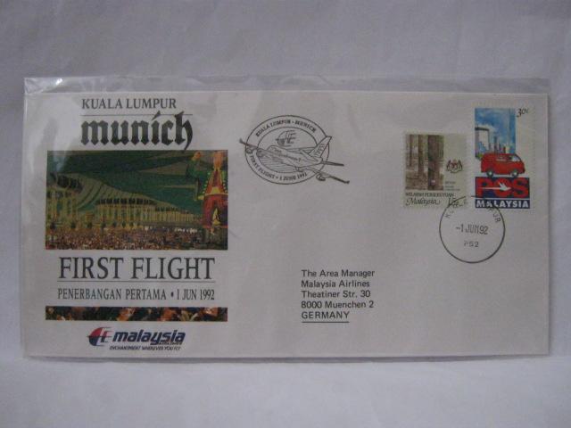 19920601 MAS KL - Munich
