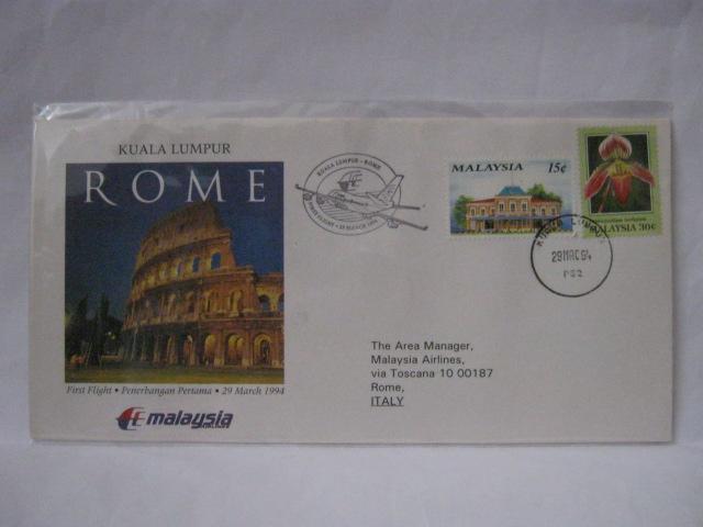 19940329 MAS KL - Rome