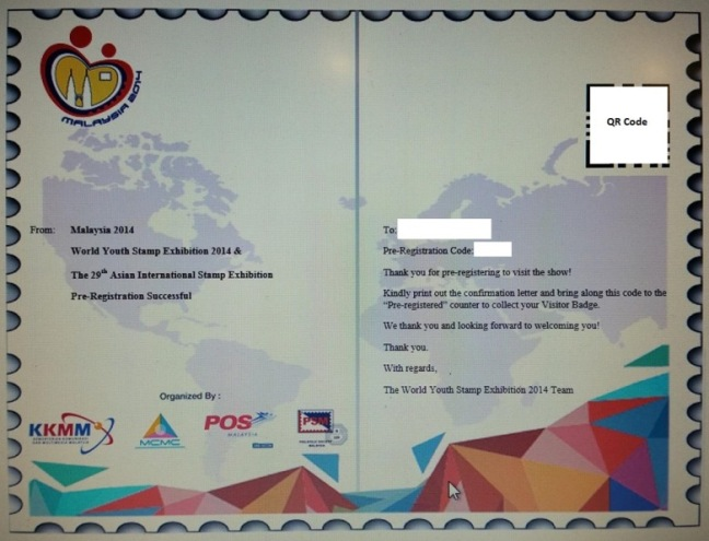 WYSE Malaysia 2014 Registration