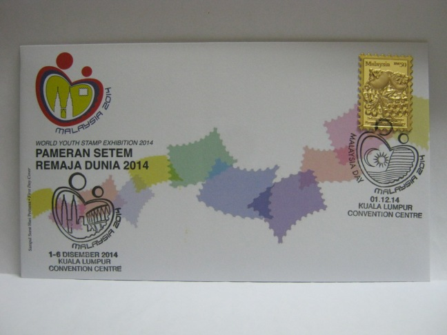 20141201 Convention Centre Baba Nyonya Gold Foil