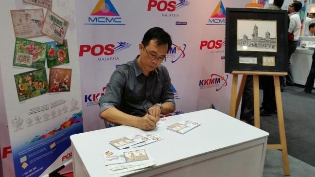 Lim Kooi Yong Designer MS 1