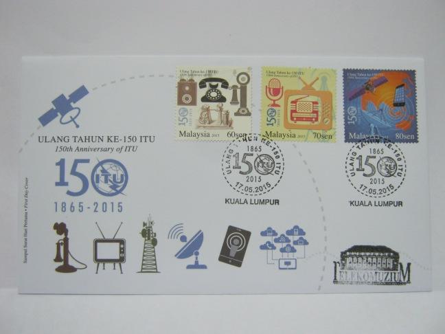 20150517 KL Muzium Telekom 150th Anniversary of ITU
