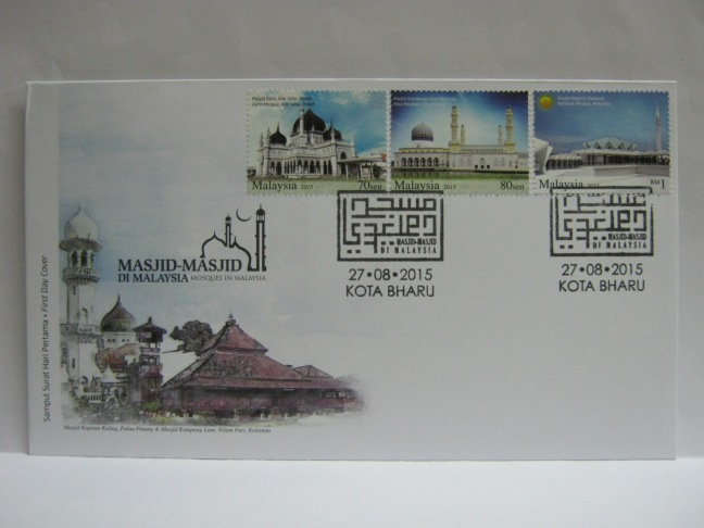 20150927 Kota Bharu Mosques in Malaysia