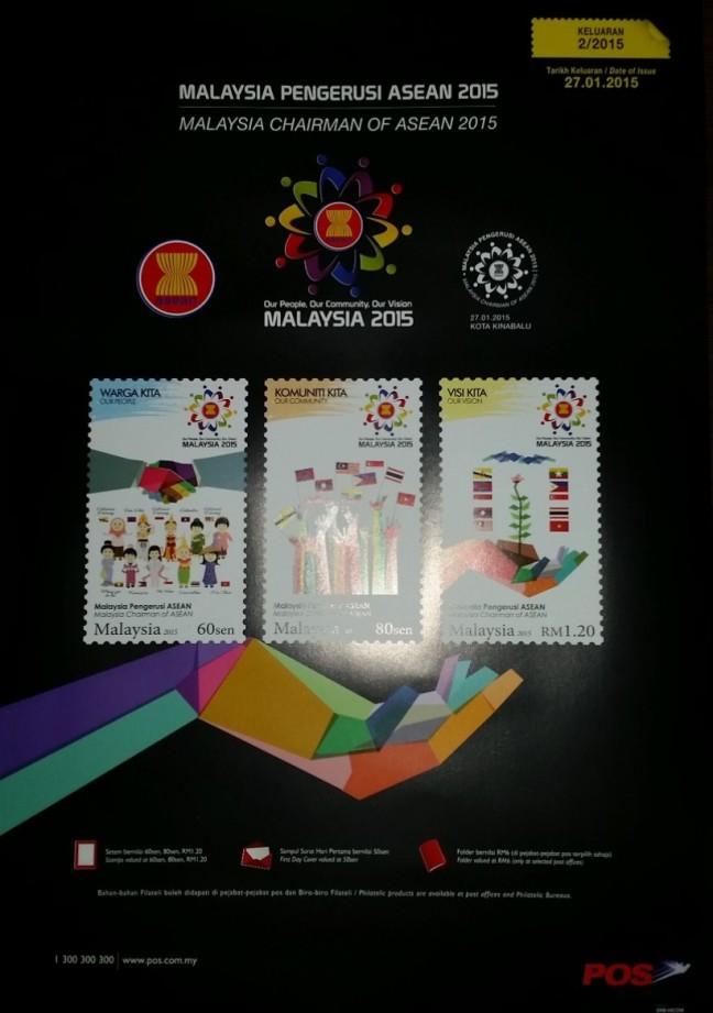 Malaysia 2015 Chairman of ASEAN