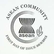 ASEAN Community 2015 Postmark