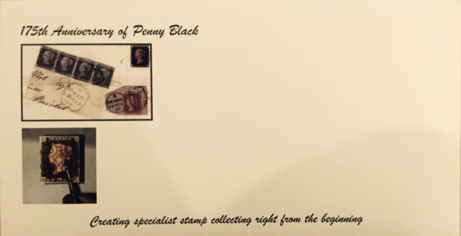 PSM 175 Penny Black 2