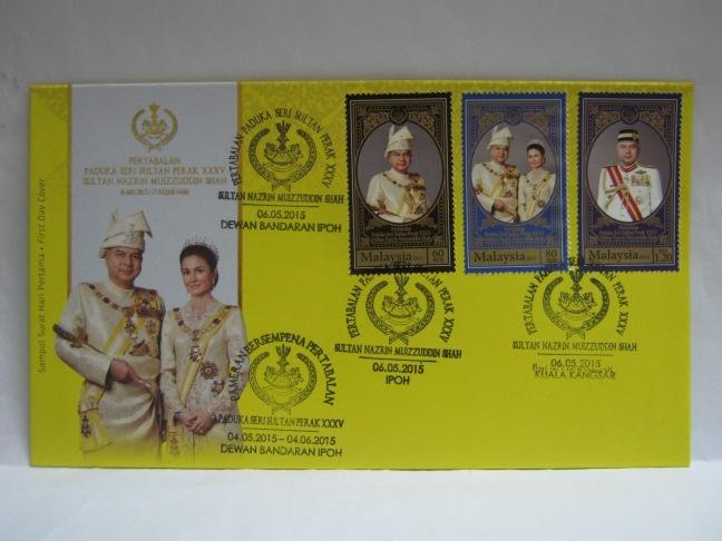 20150506 Kuala Kangsar Ipoh DBI Exhibition Installation Sultan Perak