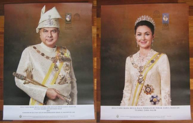 Sultan Perak Poster