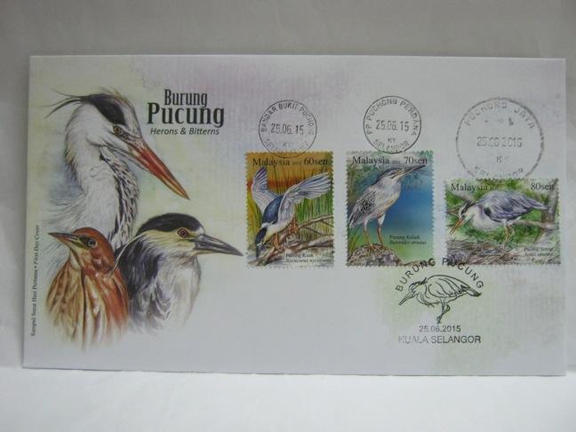 20150625 Puchong Kuala Selangor Herons and Bitterns
