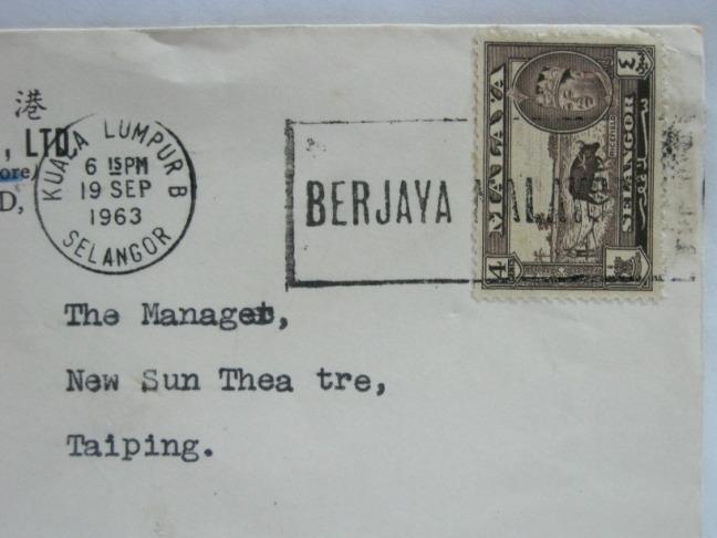 19630919 KL Berjaya Malaysia slogan