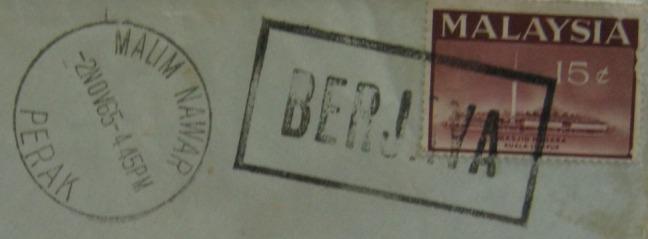 1965 BERJAYA Malaysia