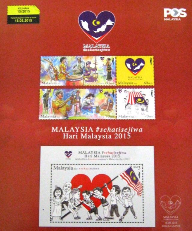Malaysia Day 2015