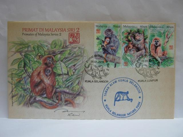 20160126 Kuala Selangor Kuala Lumpur Primates Series 2