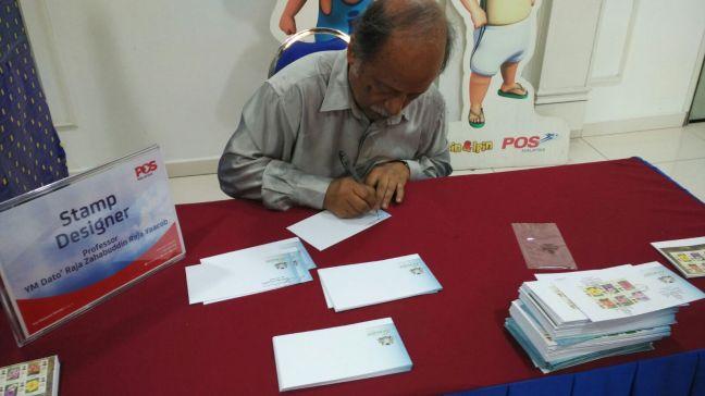 Professor YM Dato Raja Zahabuddin Raja Yaacob