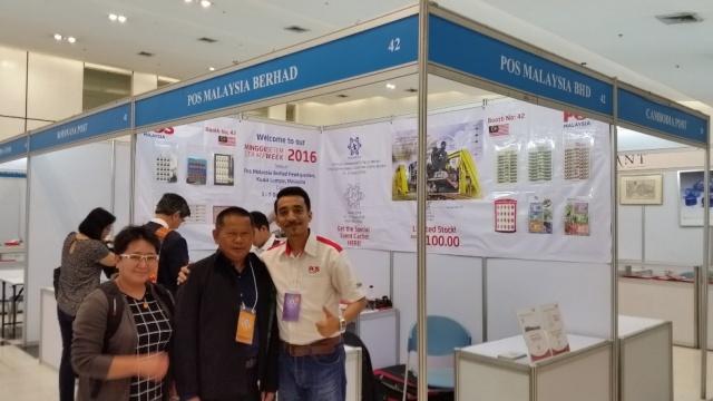 20160810 Pos Malaysia booth