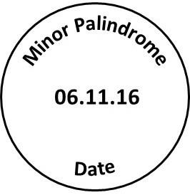 minor-palindrome