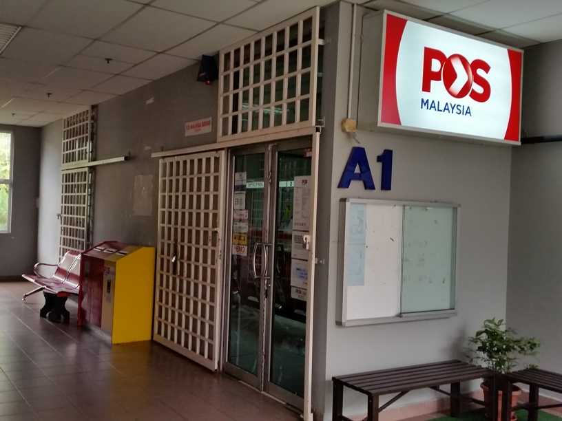 The Final Stop Was Post Office Nearest To Girl Guides Association Malaysias Headquaters Is In University Of Malaya