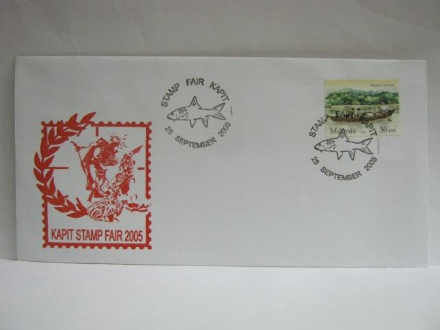 20050925 Kapit Stamp Fair Kapit
