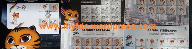 18 August 2017: Media Preview of the SEA Games 2017 Stamp Issue