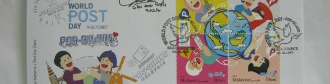 09 October 2017: World Post Day :Pos-Silang