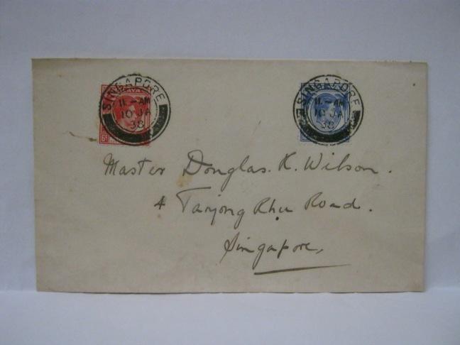 19380110 Singapore Straits Settlements Definitive