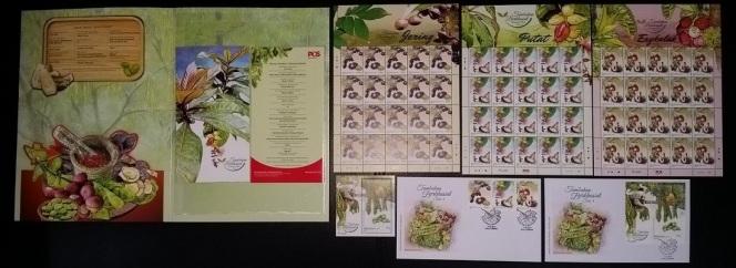 Next issue: Medicinal Plants Series 4 (17 May2018)