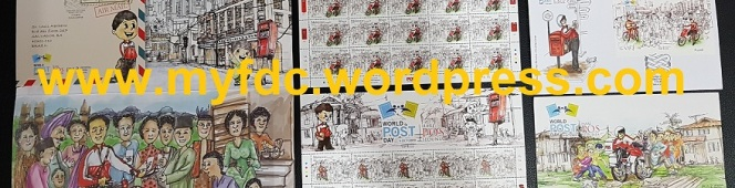 Quiz winners for tomorrow's World PostDay