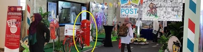 World Post Day 2018 PhilatelicTour