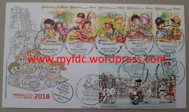 Wrap-up on Stamp Week 2018