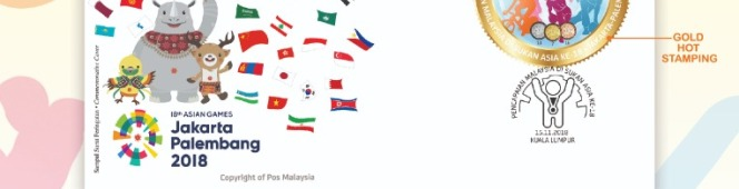 Updated 09 November 2018: Malaysia Achievement in 18th Asian Games