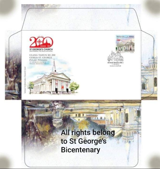11 May 2019: St George's Bicentenary Launch