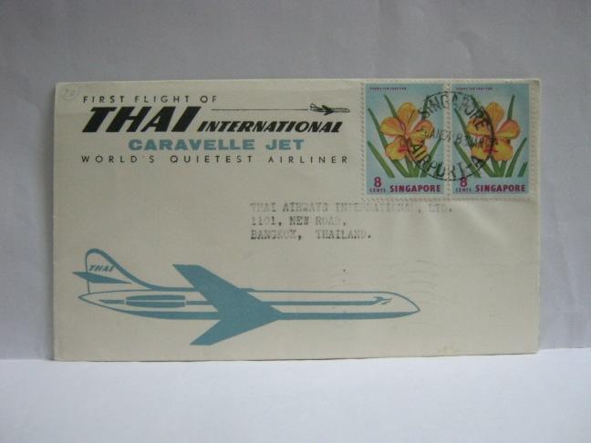 19640105 TG Singapore - Bangkok
